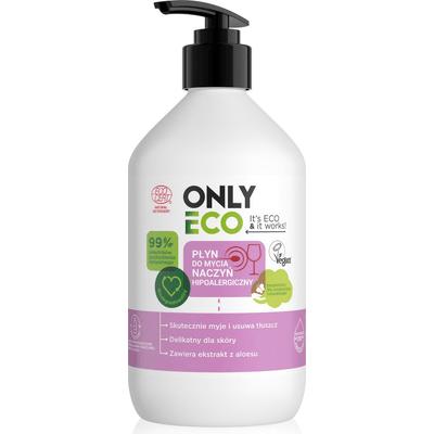 Hipoalergiczny płyn do mycia naczyń z pompką OnlyBio