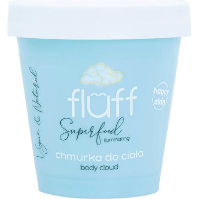 Happy Cloud - Rozświetlająca chmurka do ciała Fluff
