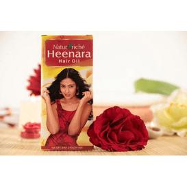 Hesh Ziołowy olejek do włosów - Heenara - 200 ml