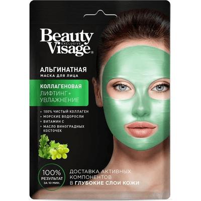 Maska alginatowa do twarzy - Kolagenowa Fitocosmetic