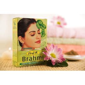 Hesh Wzmacniająca maska do włosów - Brahmi