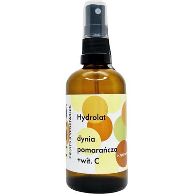 Hydrolat dynia z pomarańczą Frojo