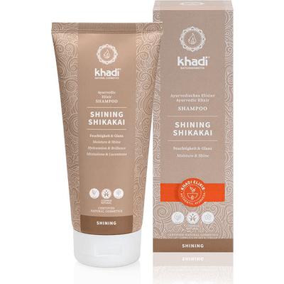 Nabłyszczający ajurwedyjski szampon z Shikakai Khadi