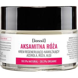 IOSSI Aksamitna Róża - Krem regenerująco-nawilżający