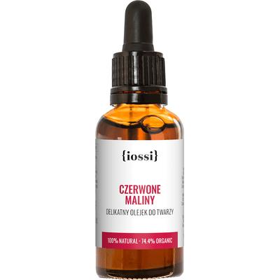 Czerwone Maliny - Delikatny olejek do pielęgnacji twarzy IOSSI