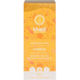 Khadi [OUTLET] Henna naturalna - Słoneczny blond, 100 g