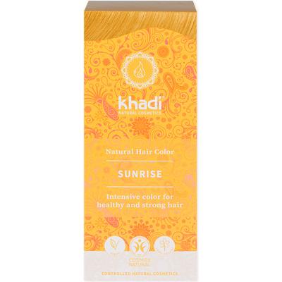 [OUTLET] Henna naturalna - Słoneczny blond Khadi