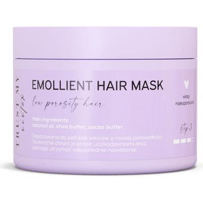 Emolientowa maska do włosów niskoporowatych Trust My Sister