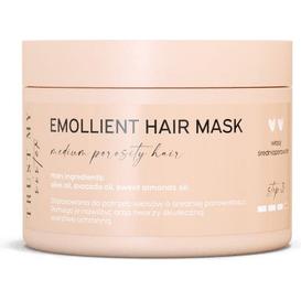Trust My Sister Emolientowa maska do włosów średnioporowatych, 150 g