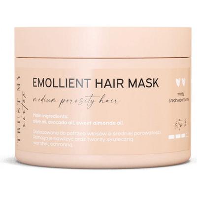 Emolientowa maska do włosów średnioporowatych Trust My Sister