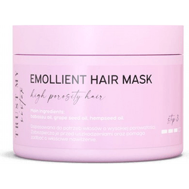 Trust My Sister Emolientowa maska do włosów wysokoporowatych, 150 g