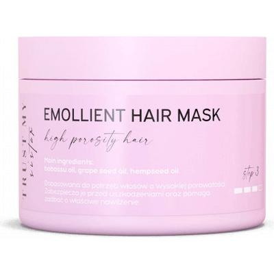 Emolientowa maska do włosów wysokoporowatych Trust My Sister