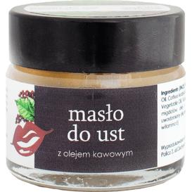 Your Natural Side Naturalne masło do ust - Kawowe, 10 ml