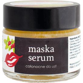 Your Natural Side Maska - serum całonocne do ust, 15 ml