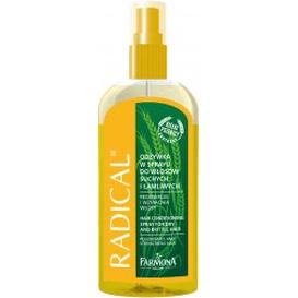 Odżywka w sprayu - Włosy suche i łamliwe