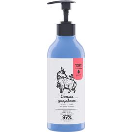 Yope Żel pod prysznic - Drzewo gwajakowe, 400 ml