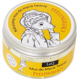 LAQ Peelingujący mus do mycia twarzy, 100 ml