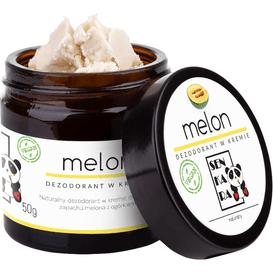 Senkara Dezodorant w kremie - Melon, 50 g