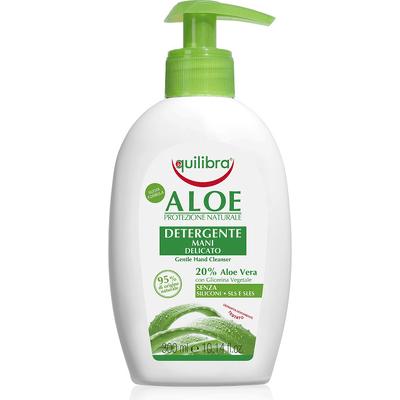 Aloesowy żel oczyszczający do rąk Equilibra