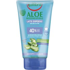 Equilibra Aloesowe mleczko kojące po opalaniu dla dzieci, 150 ml