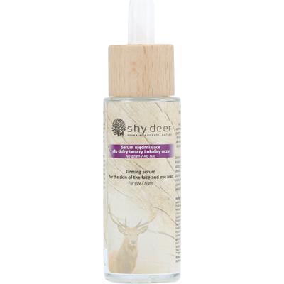 Serum ujędrniające dla skóry twarzy i okolicy oczu Shy Deer