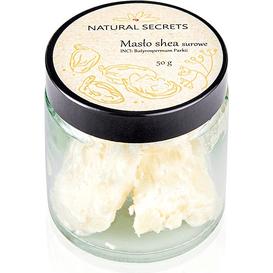 Natural Secrets Masło shea surowe, 100 g