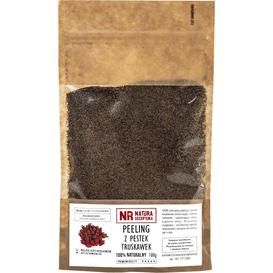 Natura Receptura [OUTLET] Peeling z pestek truskawek, 100 g