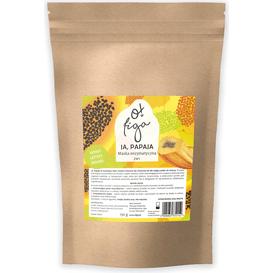 OFiga Maska enzymatyczna - Ja, Papaja - opakowanie less waste, 150 g