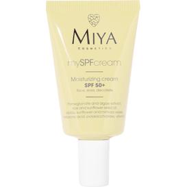 Miya Nawilżający krem SPF 50+ mySPFcream, 40 ml