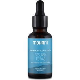 Mohani Wygładzające serum do włosów - Roślinny jedwab, 30 ml
