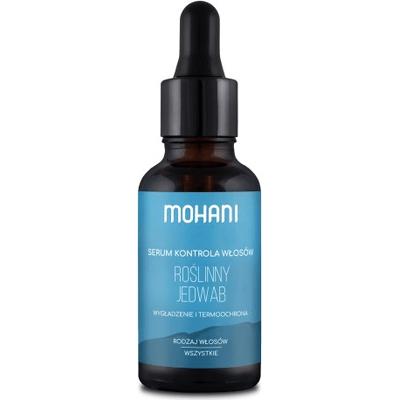 Wygładzające serum do włosów - Roślinny jedwab Mohani