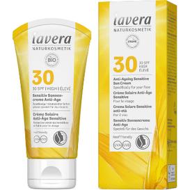 Lavera Krem ochronny dla skóry wrażliwej SPF 30 (data ważności: 31.01.2022), 50 ml