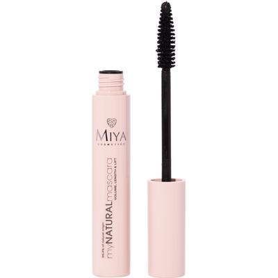 Mascara do rzęs myNATURALmascara - objętość, wydłużenie i podkręcenie Miya