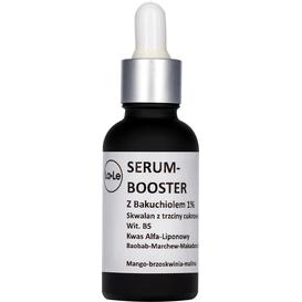 La-Le Kosmetyki Serum-booster do twarzy z bakuchiolem, 30 ml