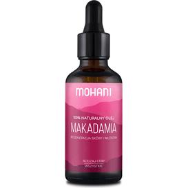 Mohani Olej macadamia, 50 ml