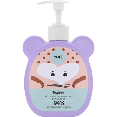 Naturalne mydło do rąk dla dzieci - Nagietek Yope