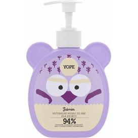 Yope Naturalne mydło do rąk dla dzieci - Jaśmin, 400 ml