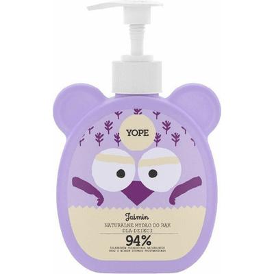 Naturalne mydło do rąk dla dzieci - Jaśmin Yope
