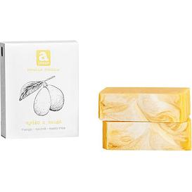 Ajeden Mydło z masłem mango, 150 g