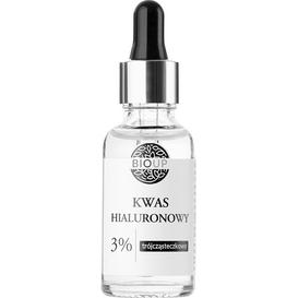 BIOUP Potrójny kwas hialuronowy 3% - 30ml