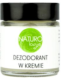 Naturologia Dezodorant w kremie, 60 ml