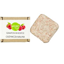 Naturologia Szampon w kostce - Odżywcza Malina, 70 g