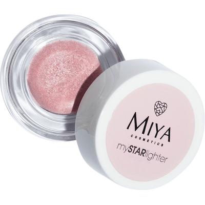 Naturalny Rozświetlacz - Rose diamond Miya