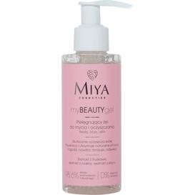 Miya Pielęgnujący żel do mycia i oczyszczania - My Beauty Gel, 140 ml