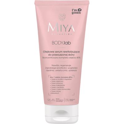 Olejkowe serum rewitalizujące do przesuszonej skóry Miya