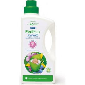Feel Eco Płyn do płukania ubranek dziecięcych, 1 L