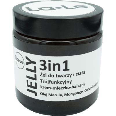 Trójfunkcyjny żel do twarzy i ciała - Jelly 3 in 1 La-Le Kosmetyki