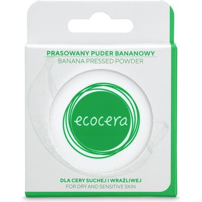 Prasowany puder bananowy Ecocera