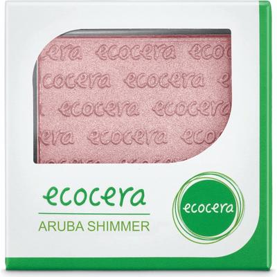 Rozświetlacz do twarzy - Aruba Ecocera
