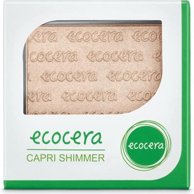 Rozświetlacz do twarzy - Capri Ecocera